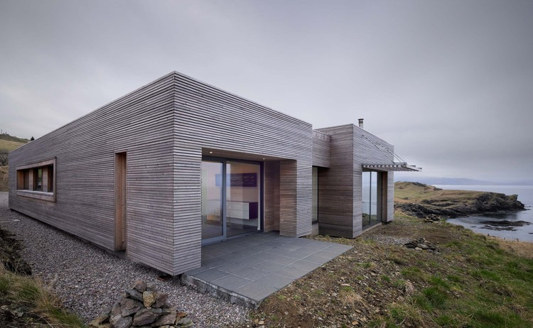 Tigh Port na Long / Dualchas Architects, © Andre Lee