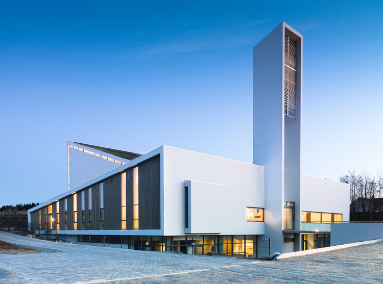 Froeyland Orstad Church / LINK Arkitektur AS, © Hundven-Clements Photography