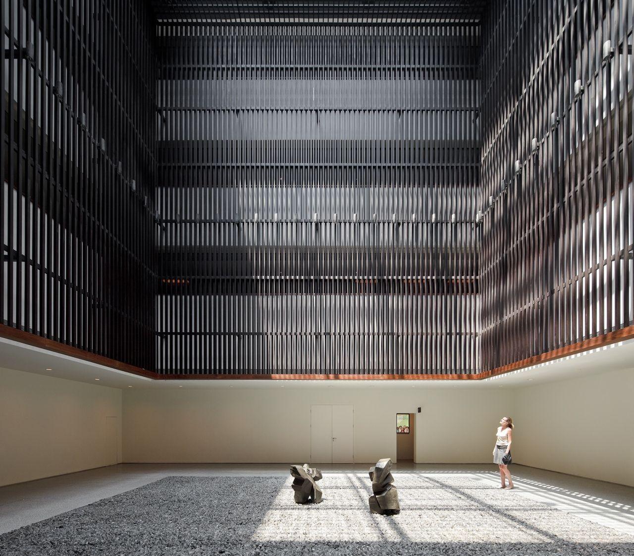 Xi 39 an westin museum hotel neri hu design and research for Design hotel xian