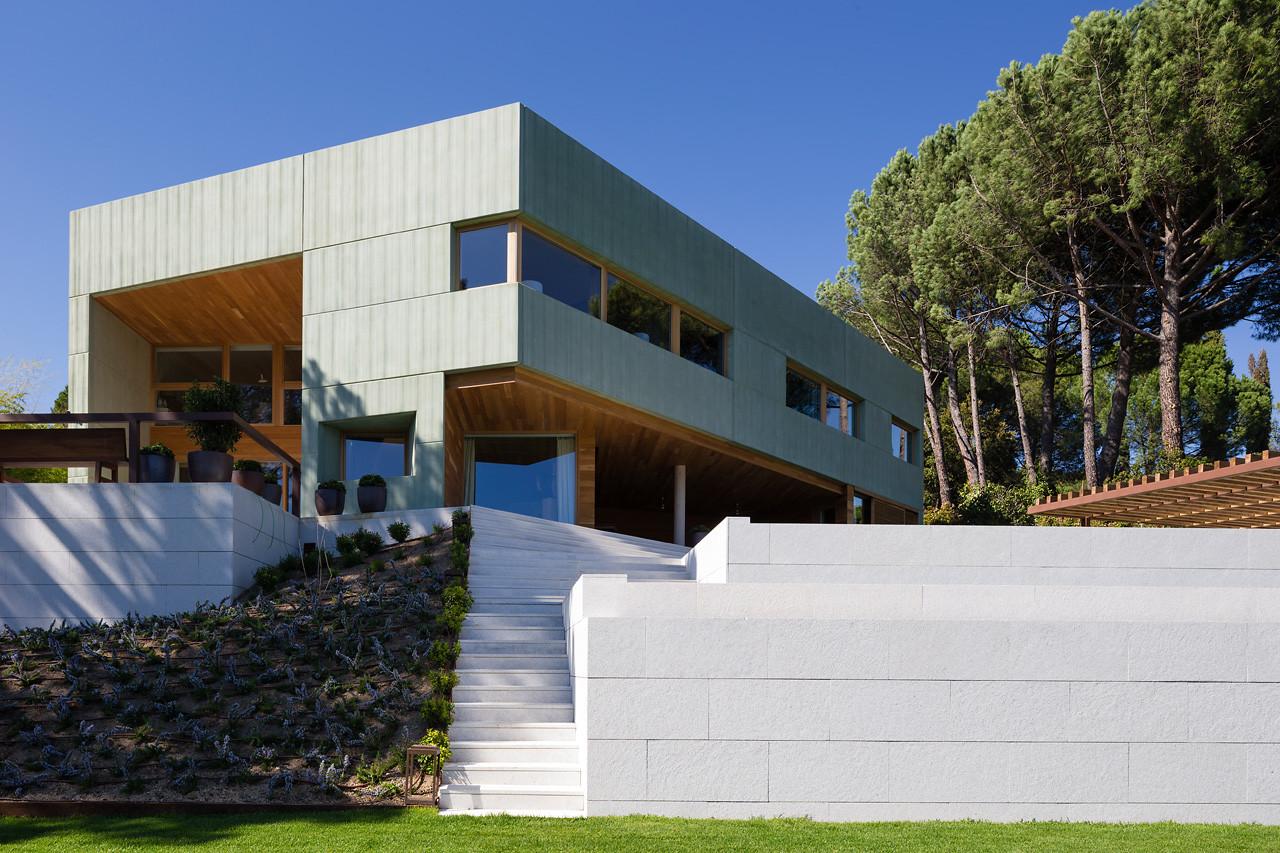 House in Pantano de San Juan / GEO Arquitectos