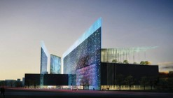 Taichung City Cultural Center Comeptition Entry / Williamson Architects
