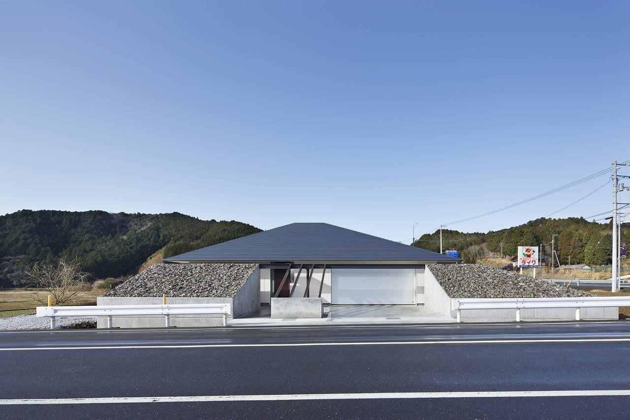 House of Shimanto / Keisuke Kawaguchi+K2-Design, © Koji Fujii - Nacasa&Partners
