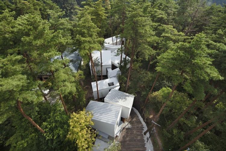 Residence of Daisen / Keisuke Kawaguchi+K2-Design, © Koji Fujii - Nacasa&Partners
