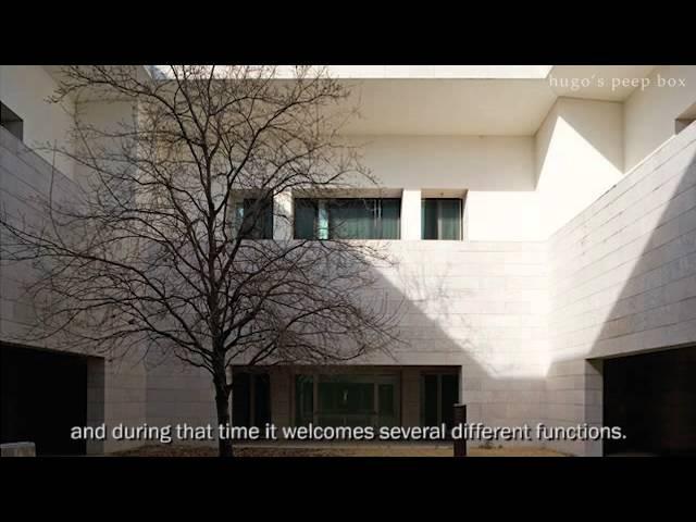 Vídeo: A obsolescência de um edifício, uma entrevista com Álvaro Siza