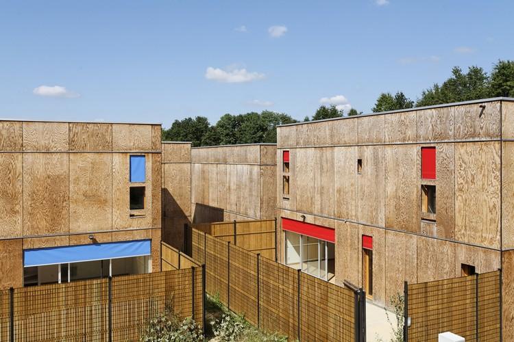 Habitações Pellegari / Agence Bernard Bühler, © Vincent Monthiers