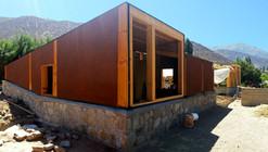 Em construção: Complexo Turístico Sustentável Chillepín CCH / CBAarq