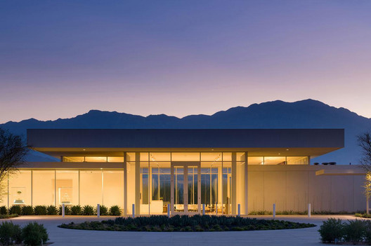 """Best of L.A. Architects"" Award: Sunnylands Center & Gardens at The Annenberg Retreat (Rancho Mirage, CA) / Frederick Fisher and Partners Architects + The Office of James Burnett"