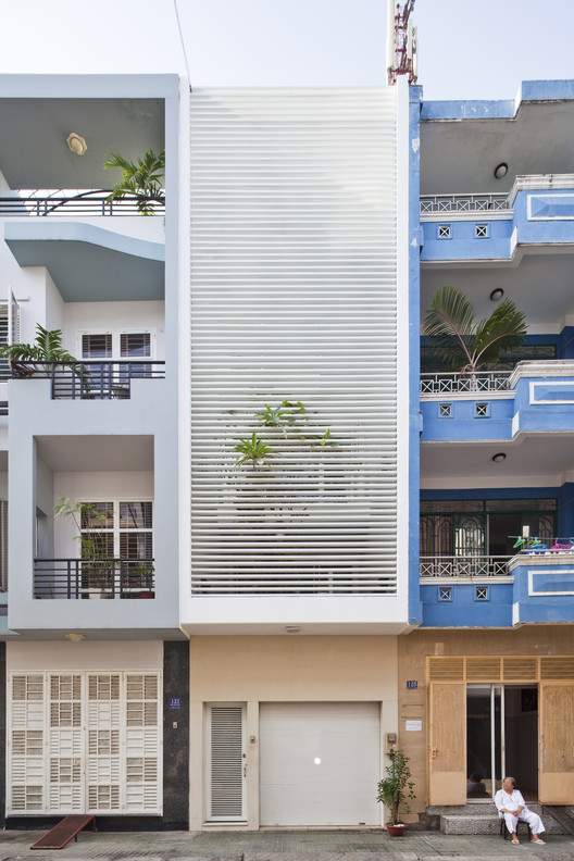Nhabeo House / Trinhvieta-Architects, © Hiroyuki Oki