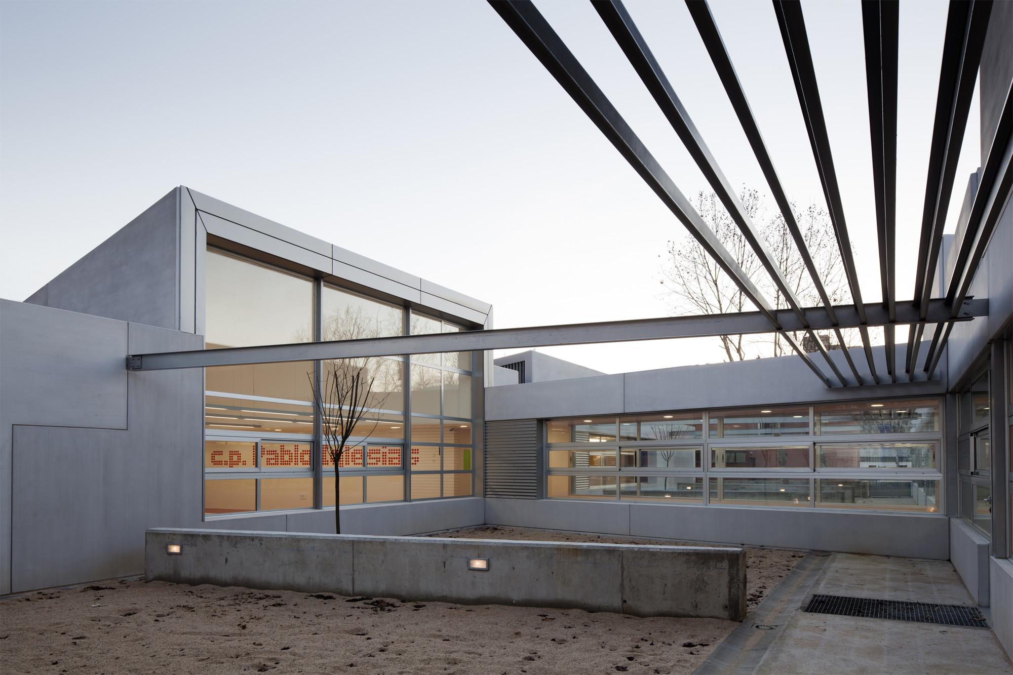 Child Education Center / Planta33 Arquitectura. Rodrigo Muñoz García