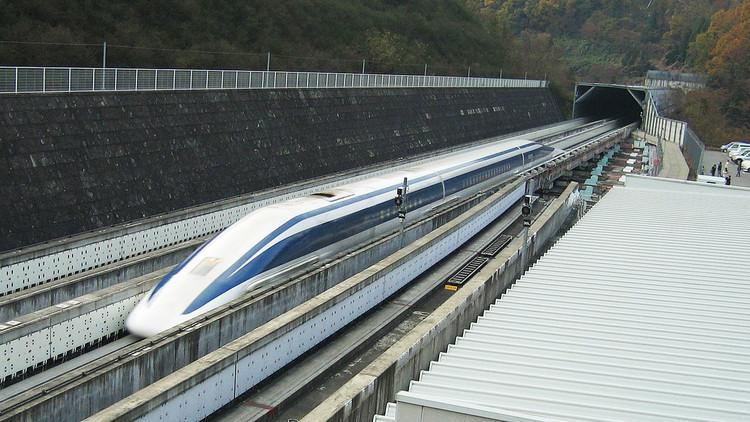 O futuro do transporte ferroviário: Vida em Hiper Velocidade, um pequeno protótipo do Maglev