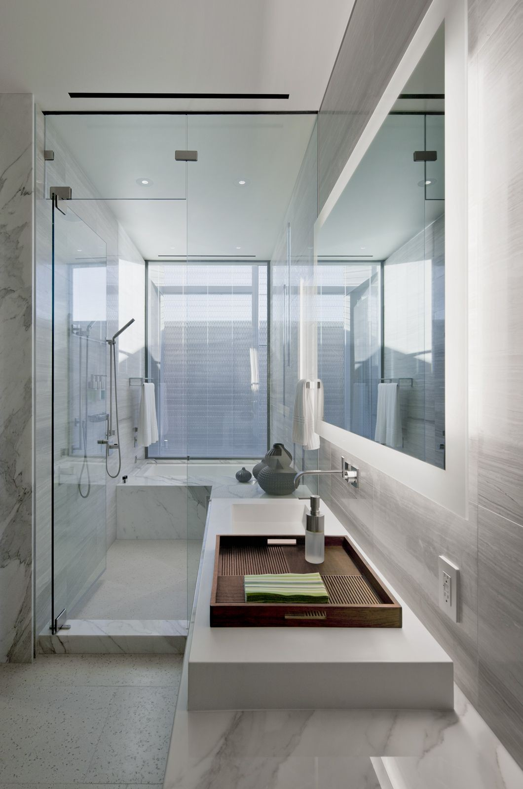 Gallery of j2 residence assemblagestudio 23 for 10x10 master bathroom