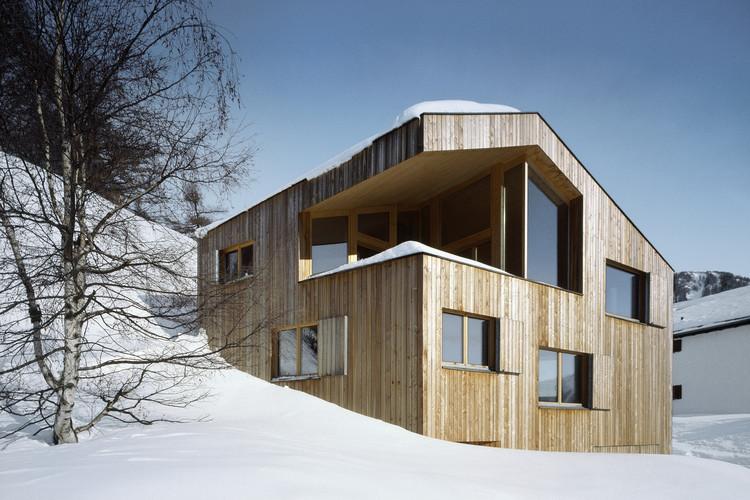 Haus Schudel / OOS AG, © Dominique Marc Wehrli