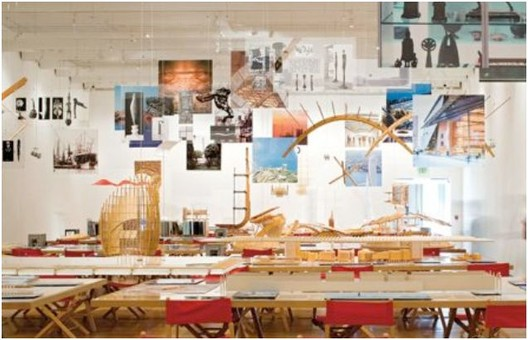 'Renzo Piano Building Workshop: Fragments' Exhibition, Courtesy of Renzo Piano Foundation