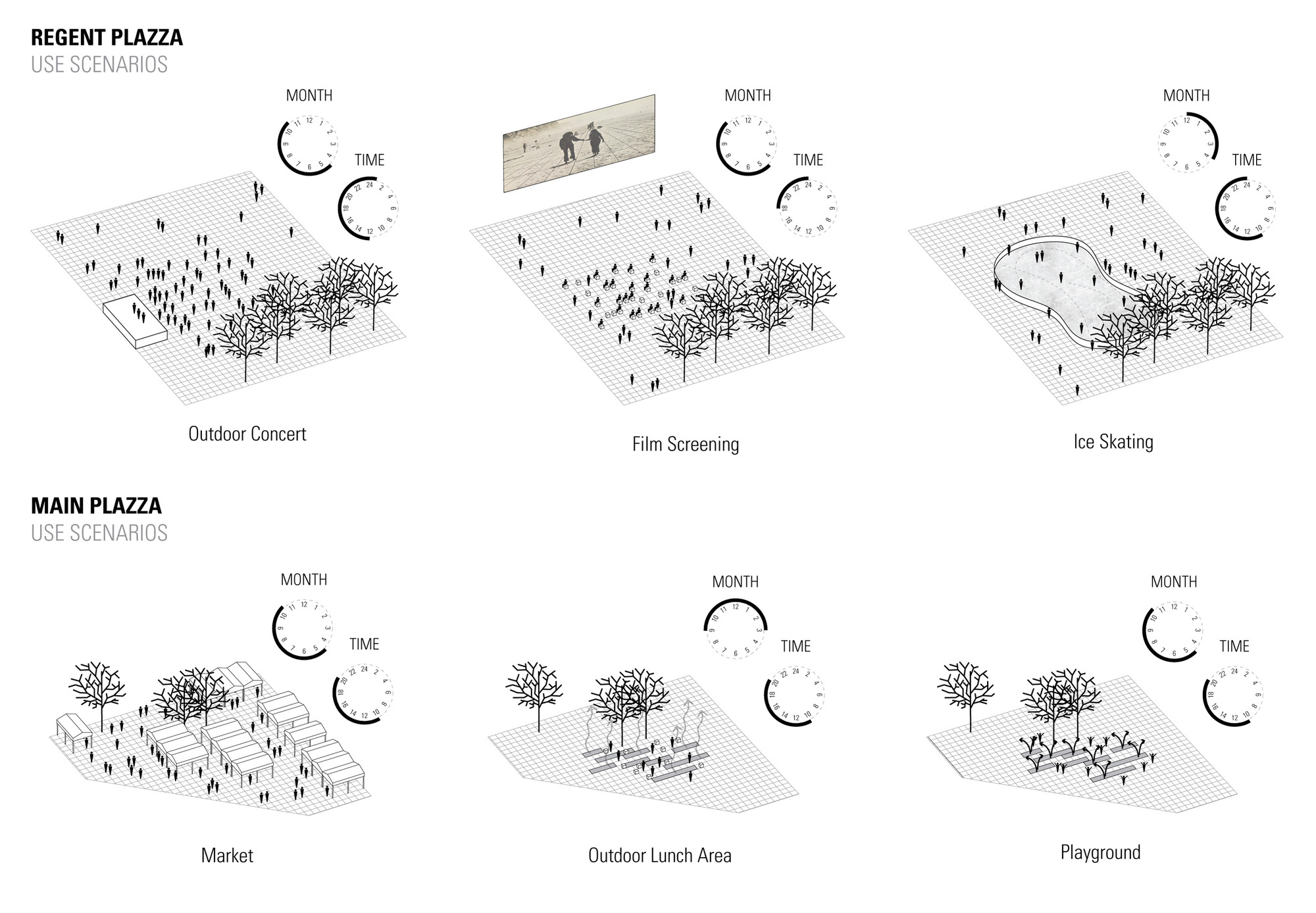 6970+ Revitalization Project Competition Entry / Op.N