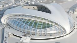 Propuesta de Estadio Sustentable para Craiova / Proiect Bucuresti