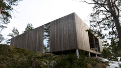 Square House Veierland / Reiulf Ramstad Arkitekter