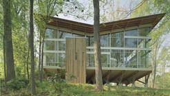 Residência Strickland-Ferris / Frank Harmon Architect PA