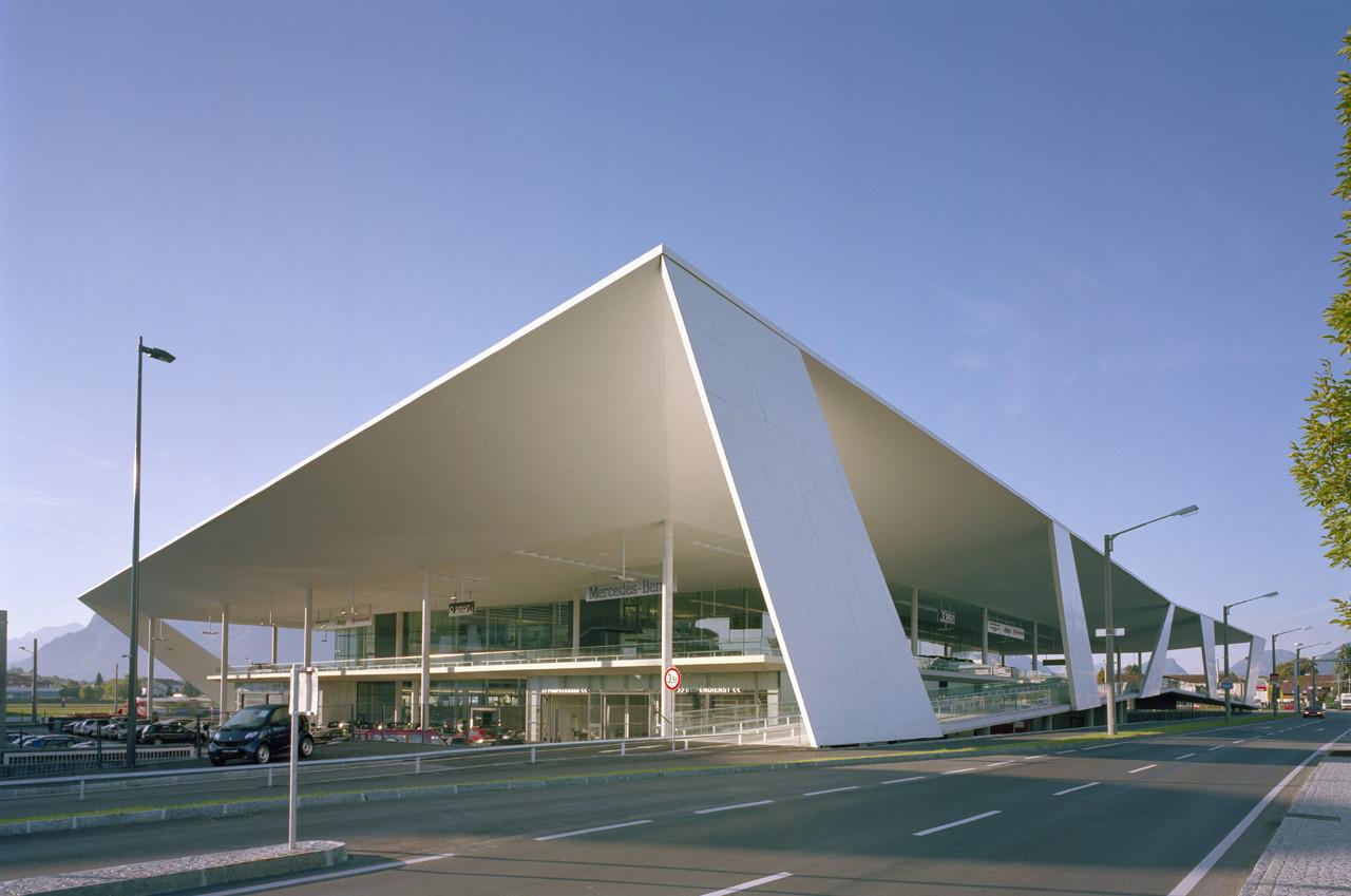 Pappas Headquarters Mercedes Salzburg