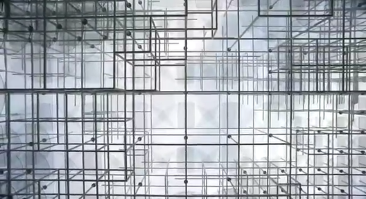 Fujimoto's Serpentine Pavilion Through the Lens of James Aiken, Screen Shot