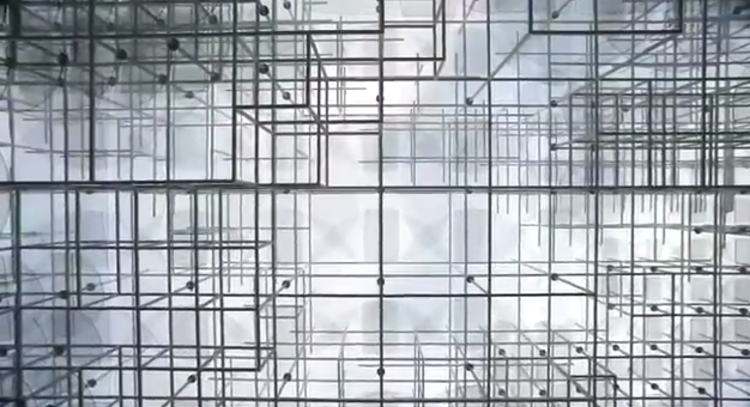 Fujimoto's Serpentine Pavilion Through the Lens of James Aiken, Screen Shot