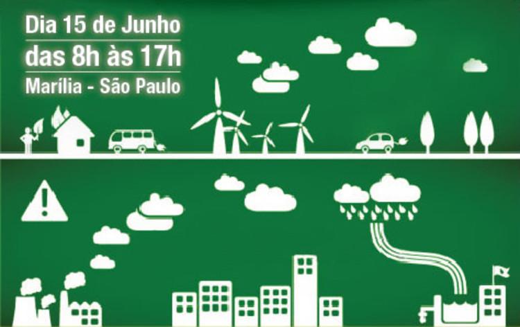 Curso sobre Urbanismo Sustentável em Marília/SP