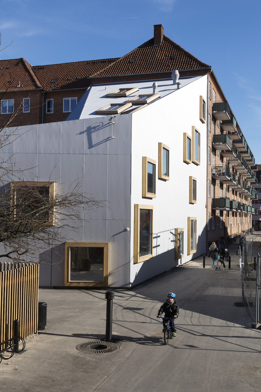 Ama'r Children's Culture House / Dorte Mandrup