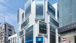 Chungha Building / MVRDV