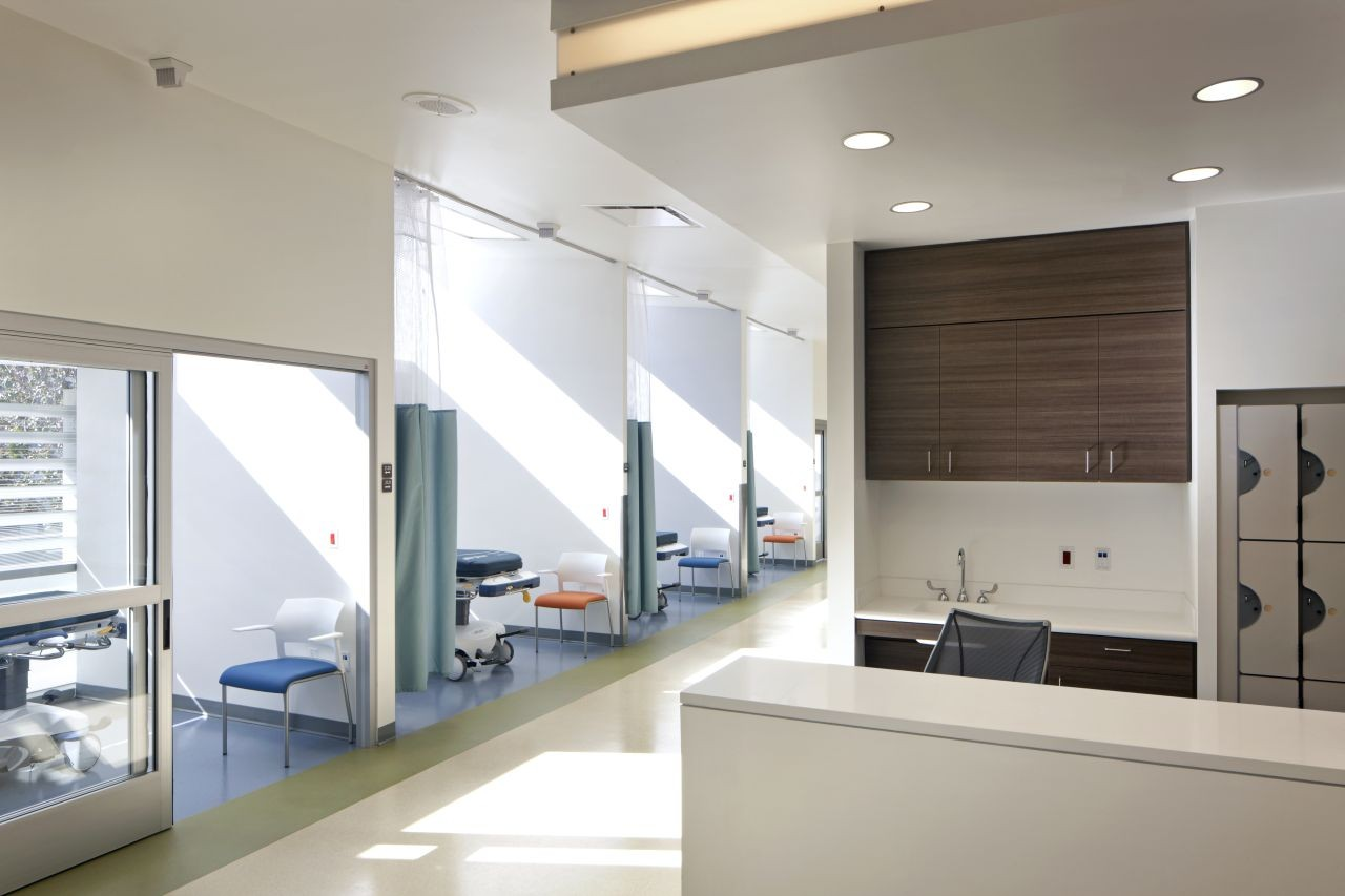 Gallery of UCLA Outpatient Surgery and Oncology Center Michael W