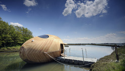 Exbury Egg / PAD studio + SPUD Group + Stephen Turner