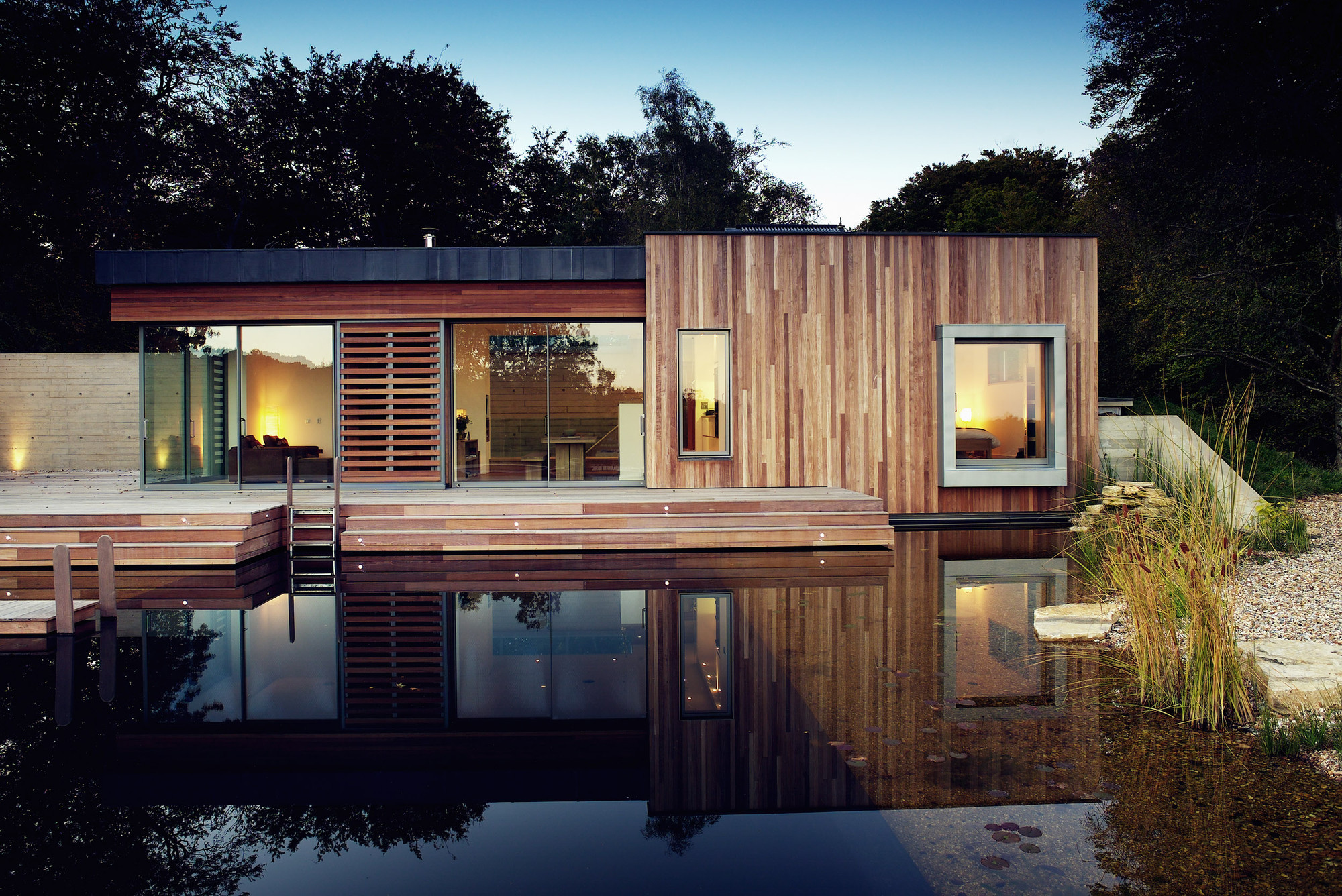 New Forest House / PAD studio, Courtesy of PAD Studio