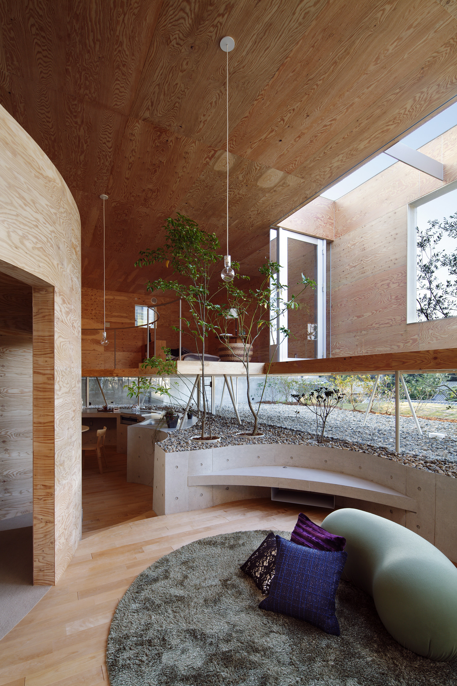 Gallery of Pit House / UID Architects  - 5