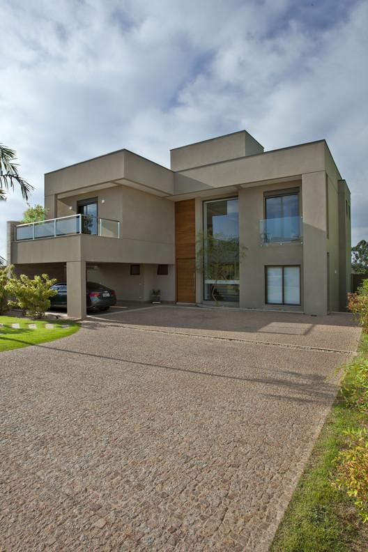 Resid ncia df pupo gaspar arquitetura interiores for Casas modernas brasil