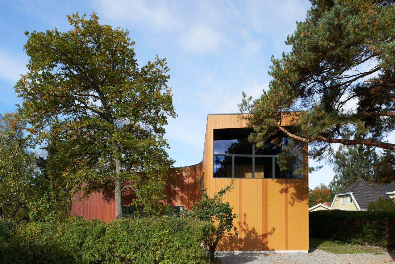Fagerstrom House / Claesson Koivisto Rune, © Åke E:son Lindman