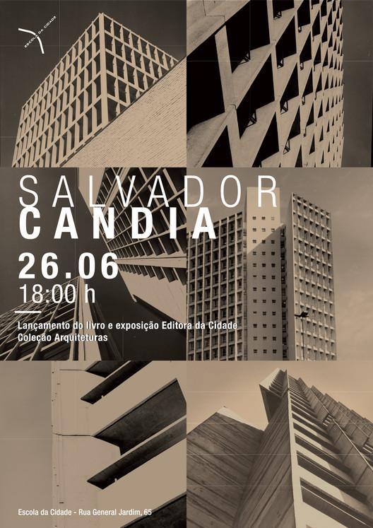 Escola da Cidade lança livro sobre o arquiteto Salvador Candia