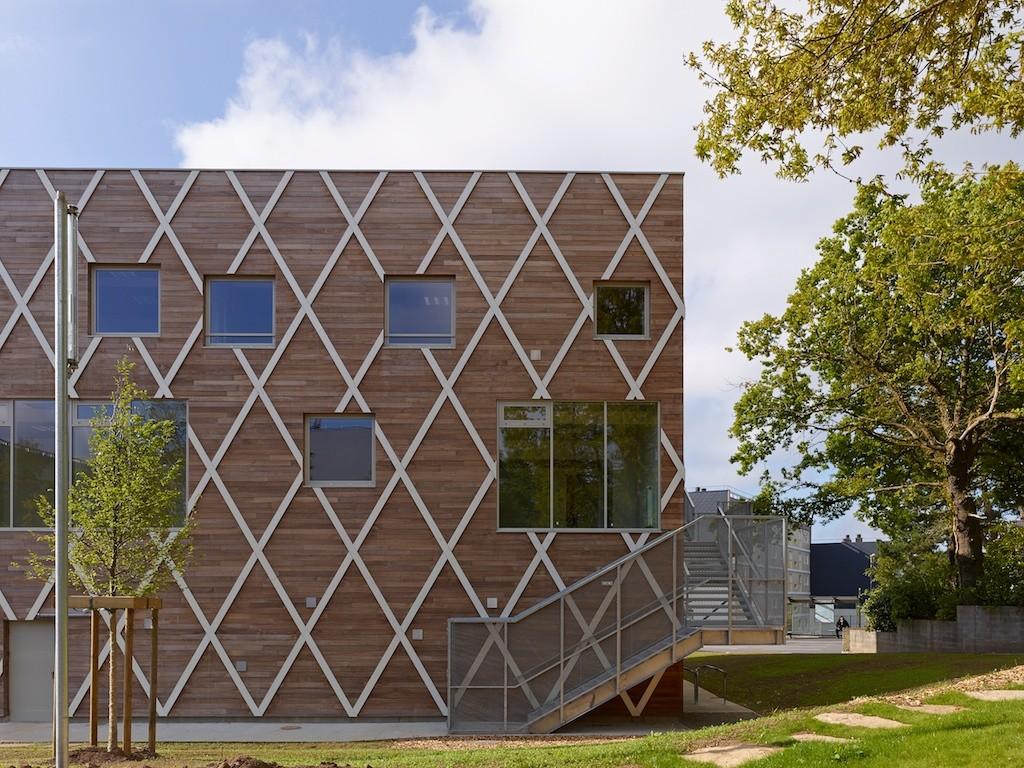 Quinper City Council / Guinée et Potin Architects