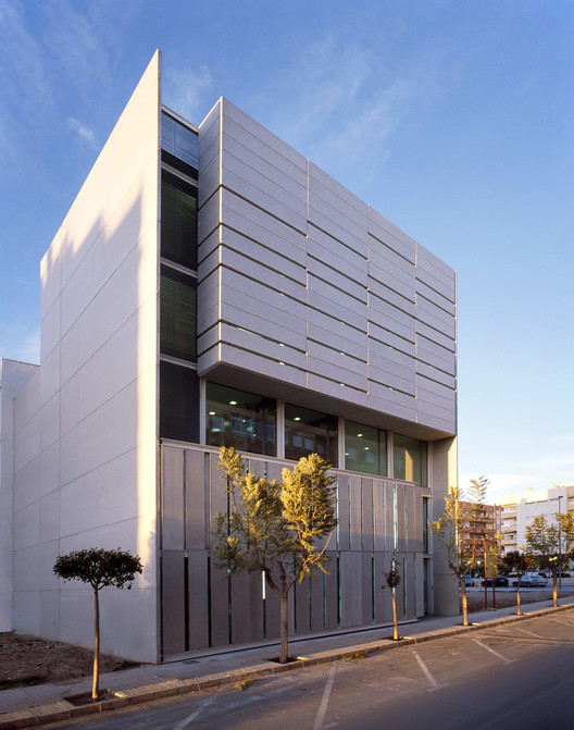 Centro Servef de Empleo de Novelda / Calatayud-Navarro Arquitectos, © Diego Opazo