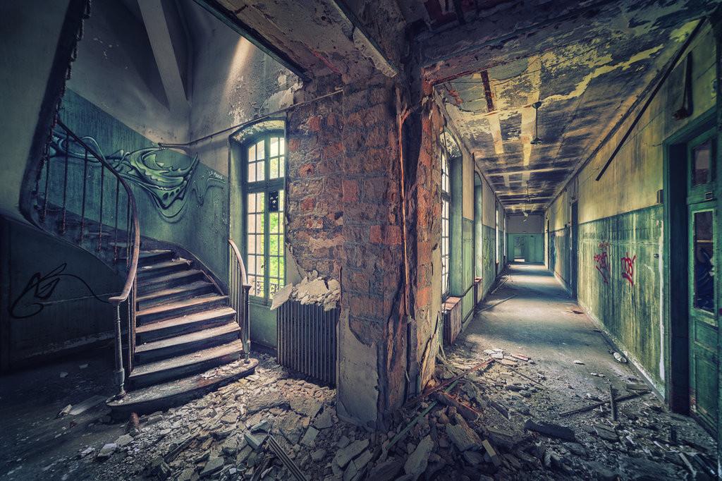 Arte y Arquitectura: Decay / Matthias Haker , © Matthias Haker