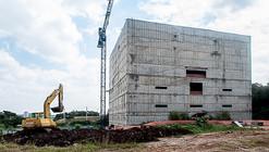 Em construção: Complexo Praça dos Museus da USP / Paulo Mendes da Rocha +  Piratininga Arquitetos Associados