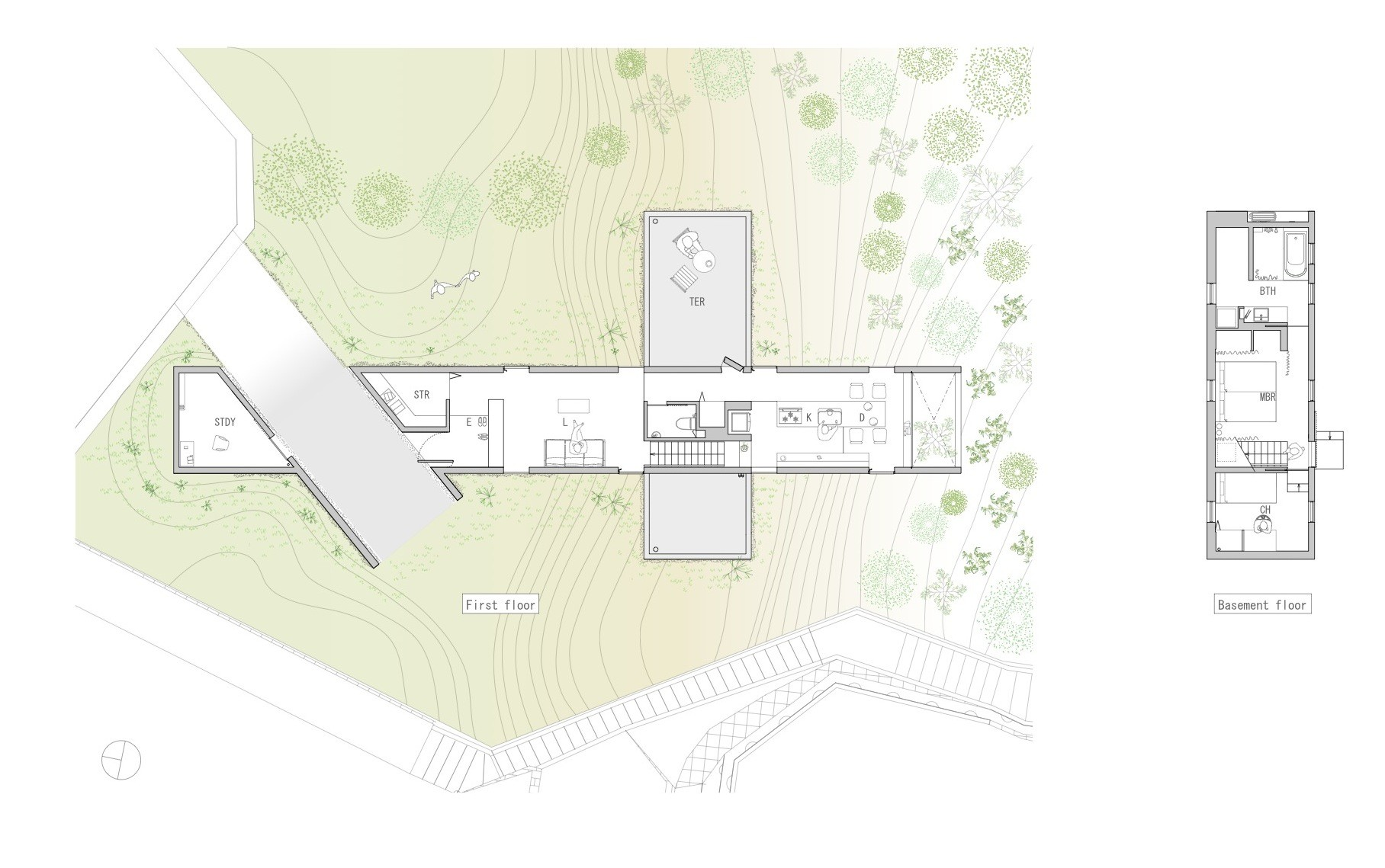 house plans by architects gallery of node uid architects 11 18497