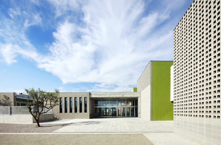 Rossend Montané School / GGG, © José Hevia