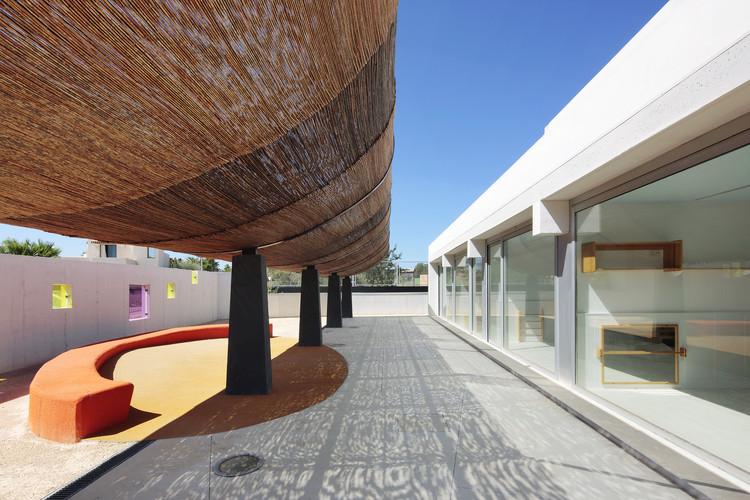 Escuela Infantil Can Nebot / Rahola Vidal, © José Hevia
