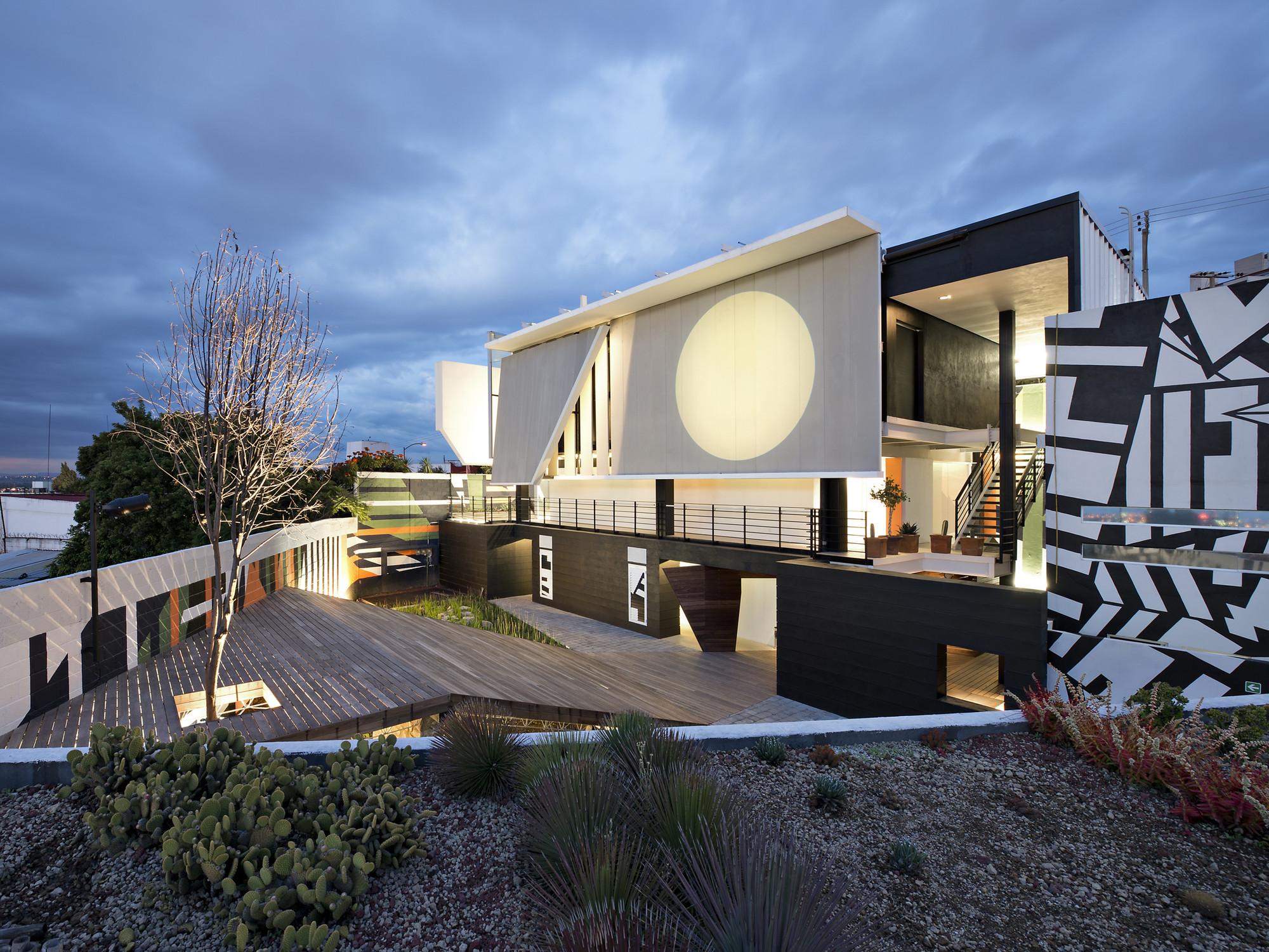 Architype – UNARTE / T A G L E, © Patrick López Jaimes