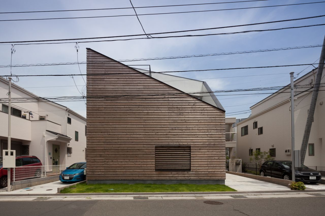 House in Ofuna / LEVEL Architects, © Makoto Yoshida