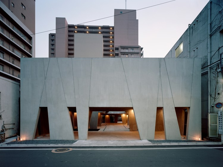 Casa da Árvore Hachioji / Airscape Architects Studio, © Kai Nakamura