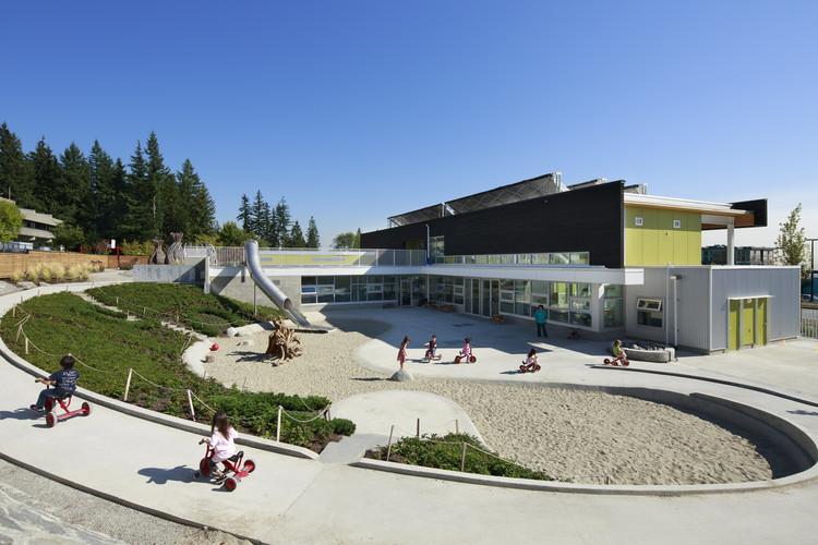 SFU UniverCity Childcare / HCMA, © Martin Tessler