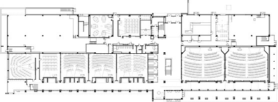 Gallery Of Sangren Hall Shw Group 24