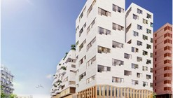 Mixed-Use Building in Paris Winning Proposal / SOA Architectes