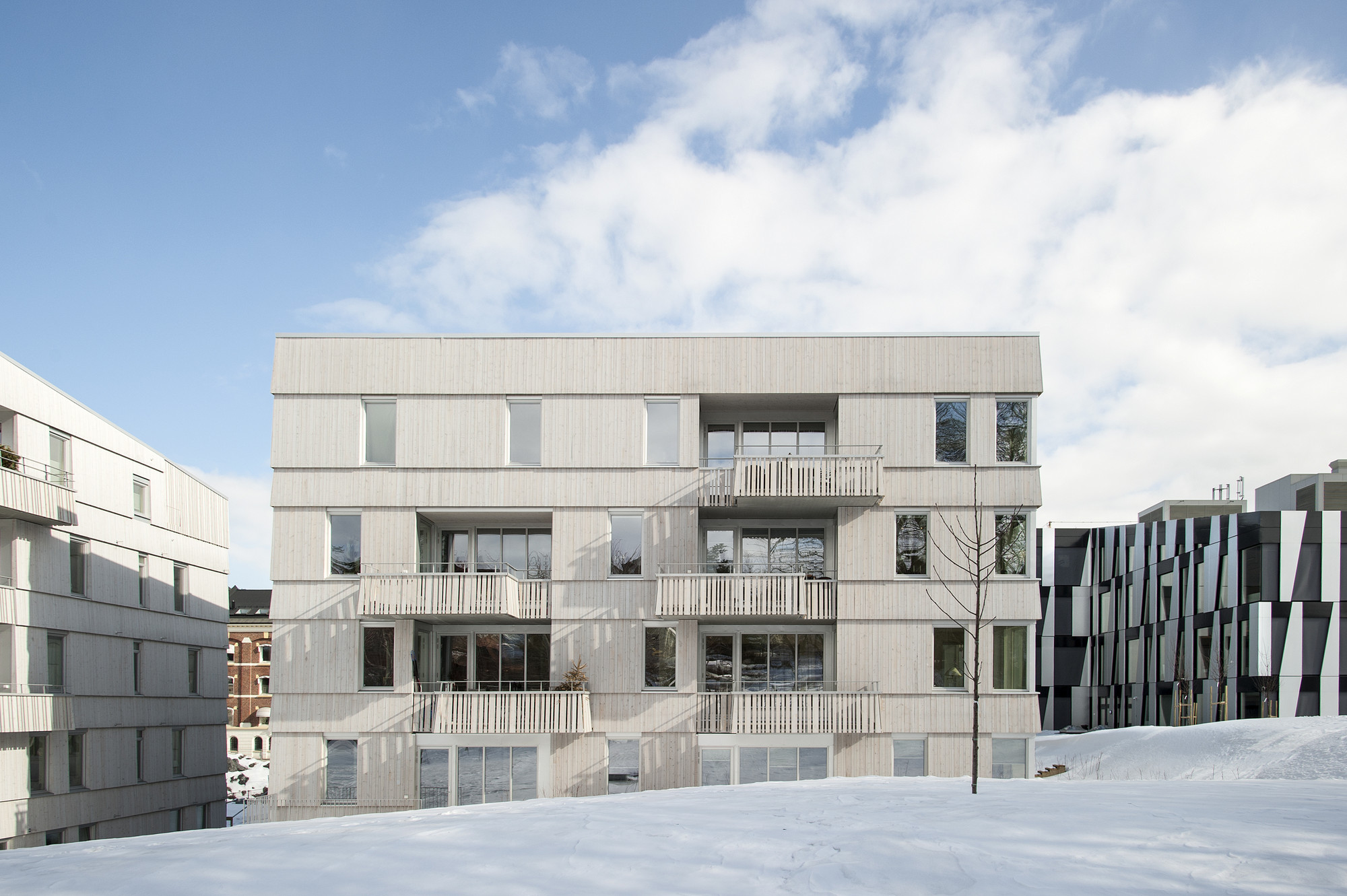 Spikerverket Housing / April Arkitekter, © Jiri Havran
