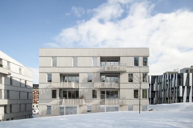 Conjunto de Viviendas Spikerverket / April Arkitekter, © Jiri Havran