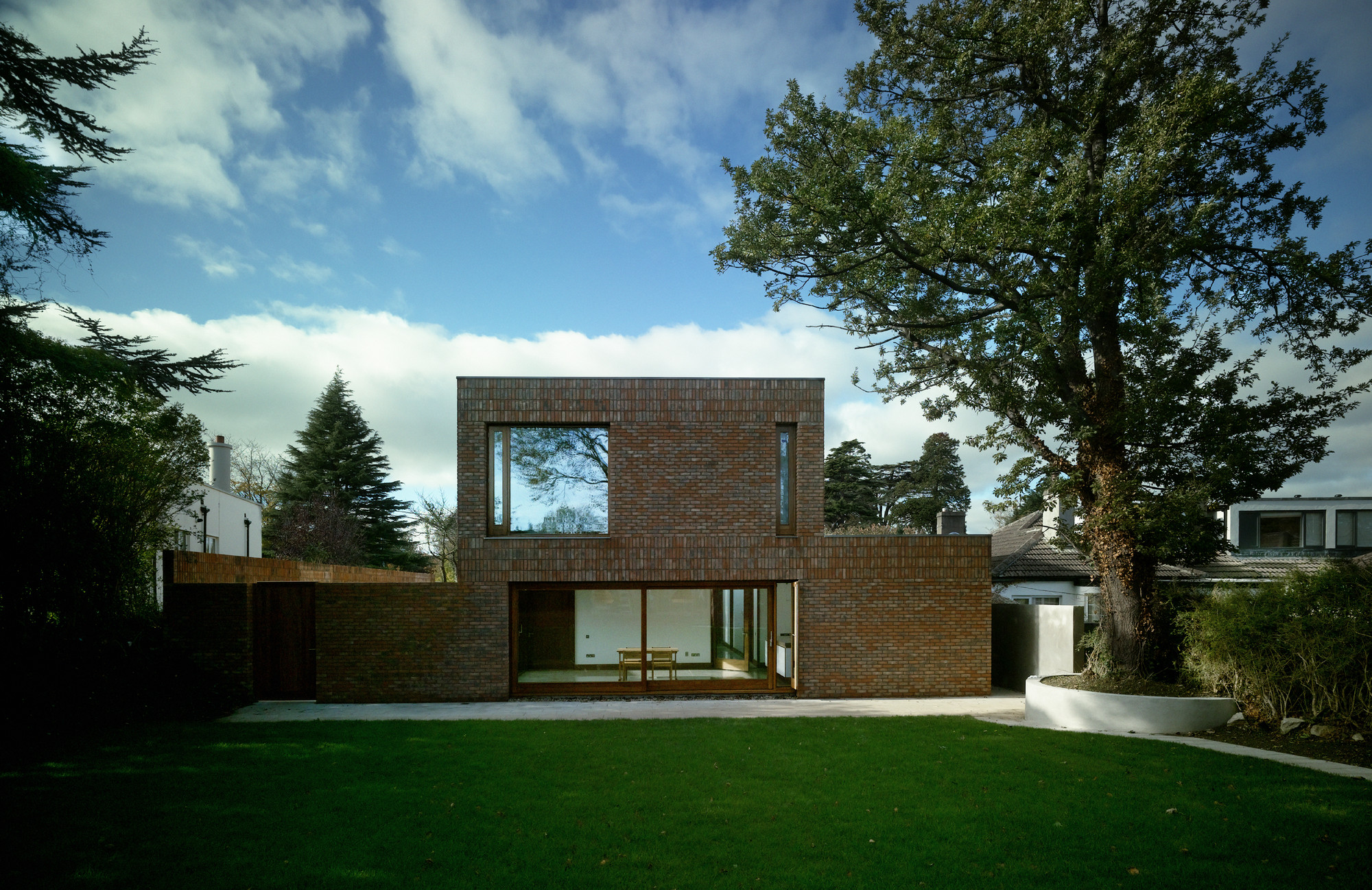 House On Mount Anville Aughey O Flaherty Architects Archdaily